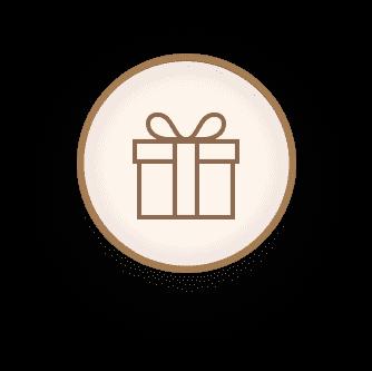 Free Gift Pakej Baju Nikah Kebaya Kembang Bersulam